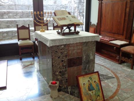 centro ecumenico
